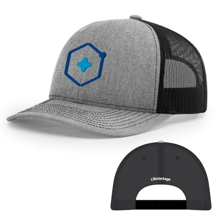 Hat Trucker Grey