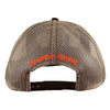 61 Antlers Trucker Hat - Brown, Back