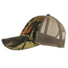 61 Antlers Trucker Hat - Camo, Side