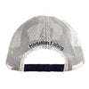 61 Hook Trucker Hat - White, Back