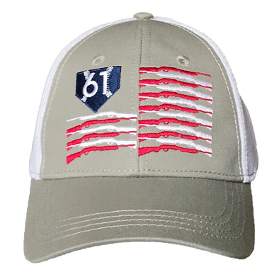 Patriotic Rifle Hat