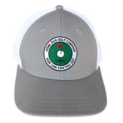 How Low Golf Hat - Steel
