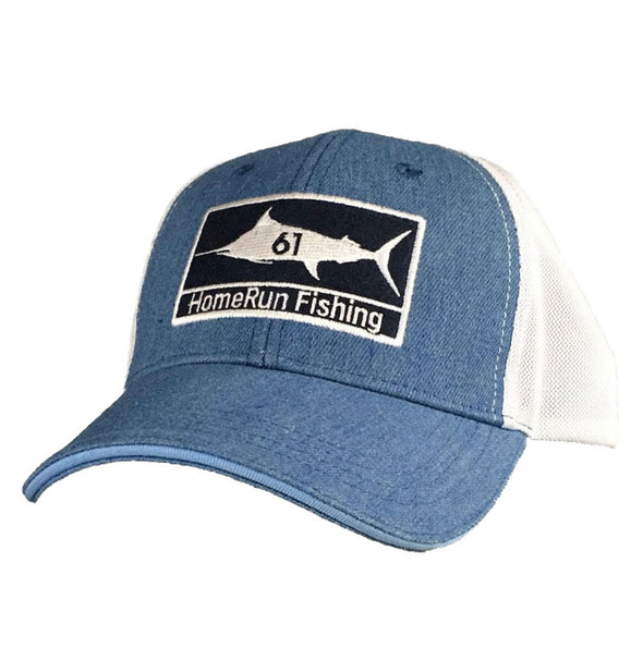 Marlin Patch Hat - Blue