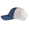 Marlin Patch Hat - Blue, Side