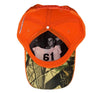 61 Hunt/Bag Orange Patch Hat, Inside