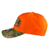 61 Hunt/Bag Orange Patch Hat, Side