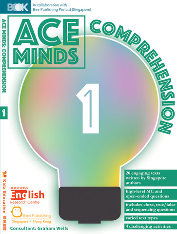 Ace Minds: Comprehension 1 - Kidz Education