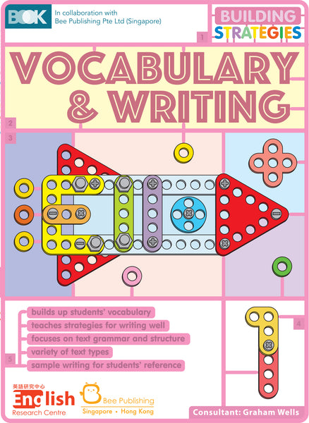 Building Strategies: Vocabulary and Writing 1 - Kidz Education