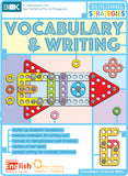 Building Strategies: Vocabulary and Writing Books 1-6 - Kidz Education