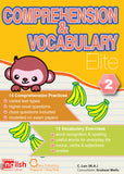 Comprehension & Vocabulary Elite Books 1-6 - Kidz Education