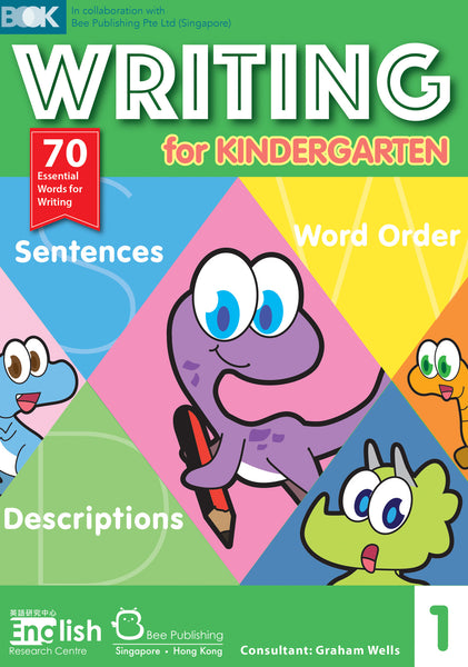 Writing for Kindergarten 1 - Kidz Education