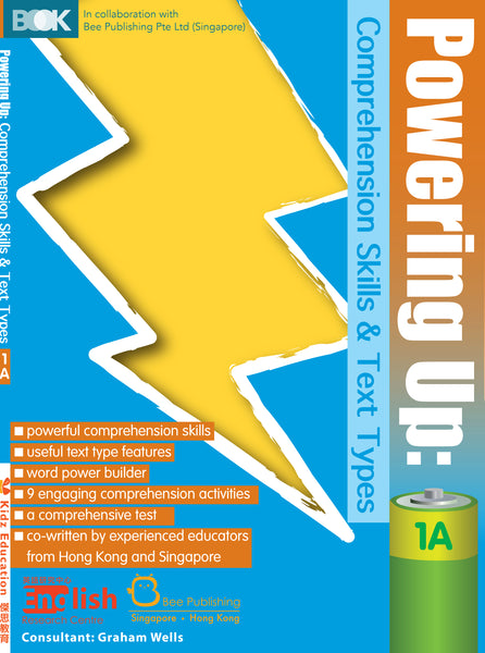 Powering Up: Comprehension Skills & Text types 1A - Kidz Education