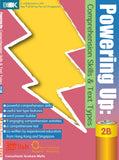 Powering Up: Comprehension Skills & Text types Books 1A-6B - Kidz Education