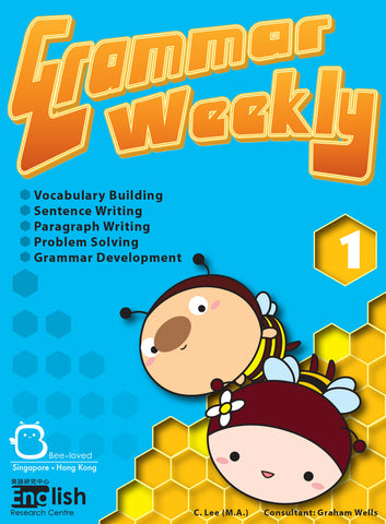 Grammar Weekly 1 - Kidz Education