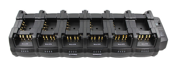 18 Gang Battery Charger for Motorola XPR6100 XPR6550 XPR6500 XPR6350 XPR Radios