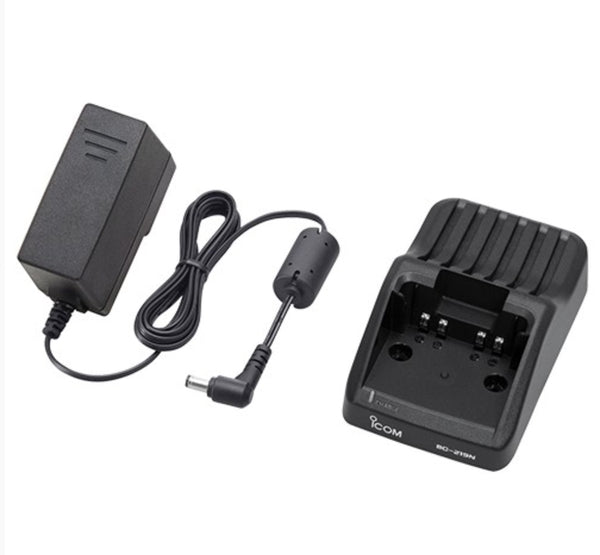 New Icom BC-219N Rapid charger for battery BP-290