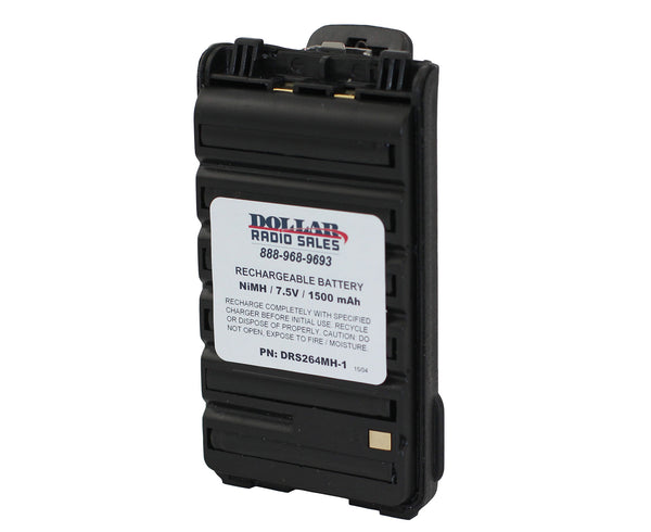 New Replacement Ni-MH 1500mAh Battery for Icom F3001 F4001 F3003 F4003 Radios