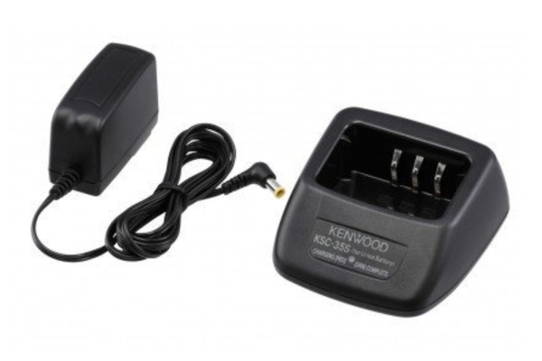 New Kenwood KSC-35SK Li-Ion Battery Rapid Charger
