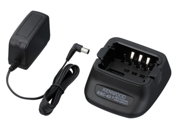 New Kenwood KSC-43K Ni-Mh/Li-Ion Battery Rapid Charger