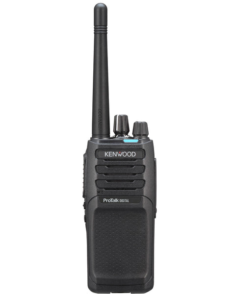 New Kenwood ProTalk NX-P1200NV Digital/Analog VHF 151-159Mhz 64Ch/4Zones 5W Radio