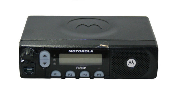 New Motorola PM400 UHF 438-470Mhz 64Ch 25W LTR Trunking Two Way Mobile
