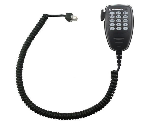 New Motorola RMN5029 OEM Compact DTMF Keypad Microphone for CM300 PM400 Mobiles