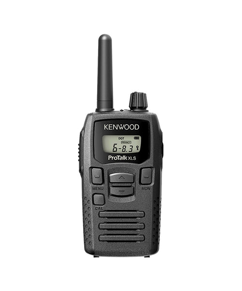 New Kenwood TK-3230DX UHF 450-470Mhz 1.5W 6Ch Two Way Radio