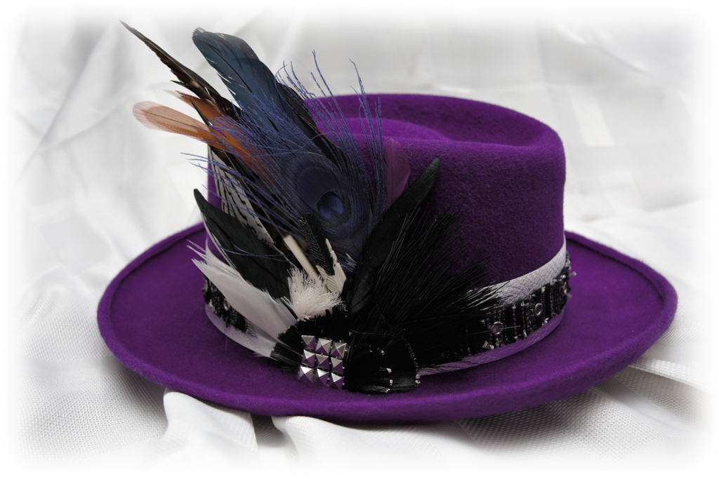 2ebef16d736 Gord Downie Inspired Purple Hat - Courage For Gord Foundation