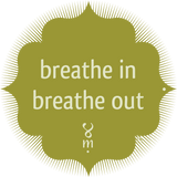 Earth Collection Breathe In Breathe Out MantraSpot