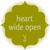 Earth Collection Heart Wide Open MantraSpot