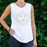 Lion Muscle Tee