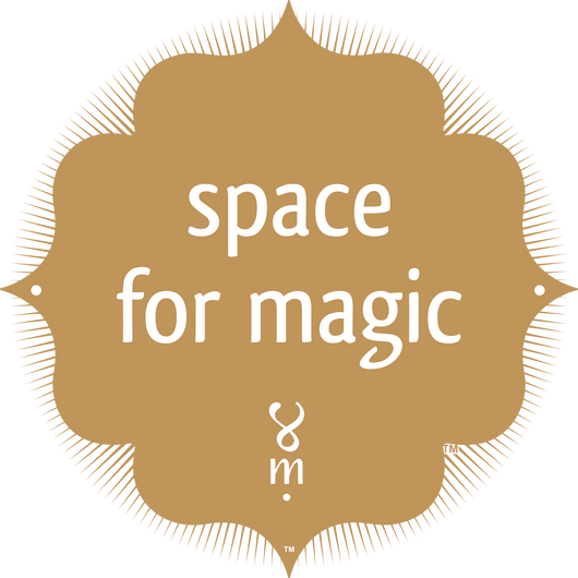 Gold Collection Space For Magic MantraSpot