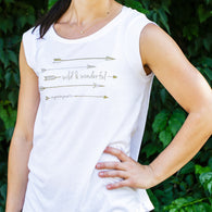 Wild & Wonderful Muscle Tee