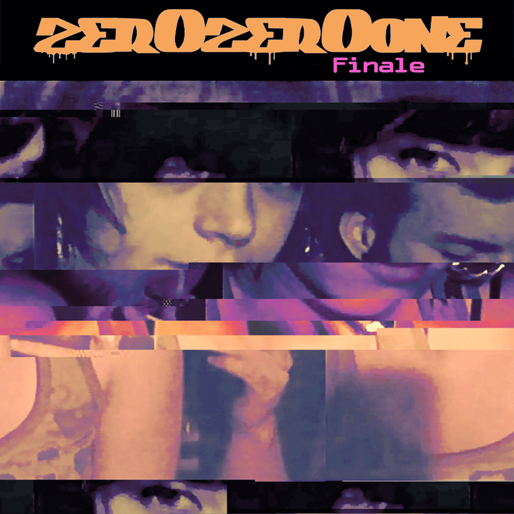 "zer0zer0one's Latest Album ""Finale"" MP3 Digital Download of the new CD"