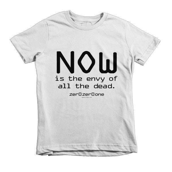001 Envy of the Dead Short Kids Short Sleeve American Apparel Tshirt