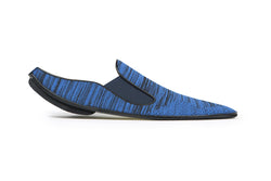 Mocassino Jacquard Blue