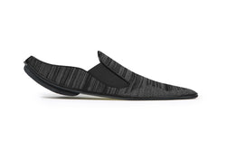 Mocassino Jacquard Black