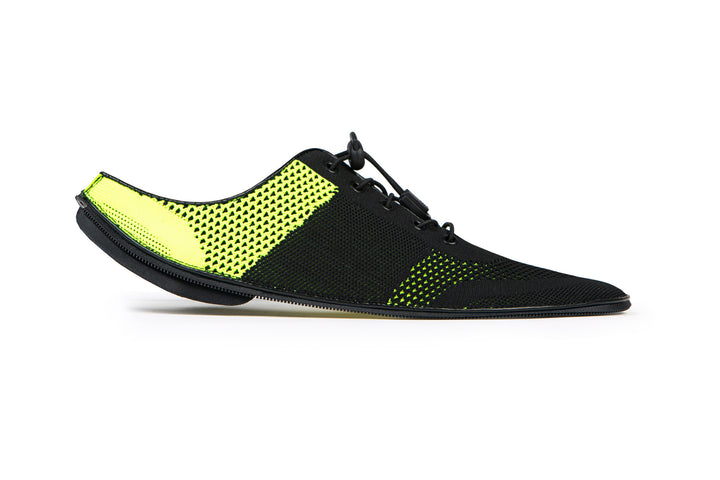 Stringa Knit Black/Yellow