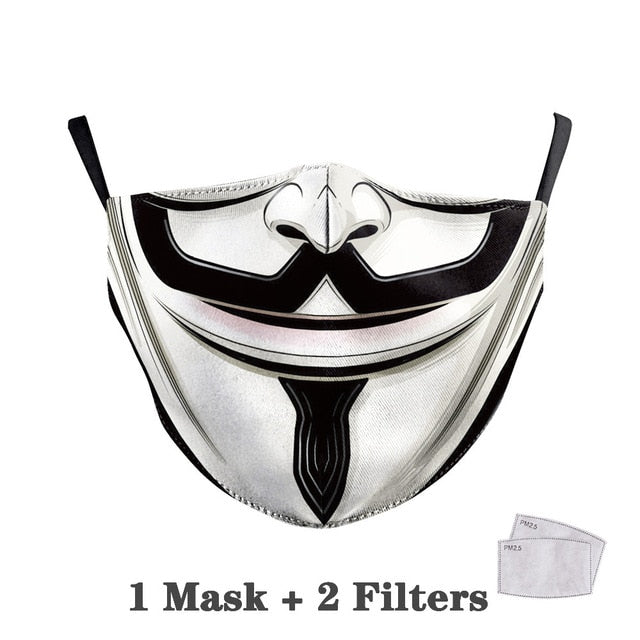 Face Fabric Masks
