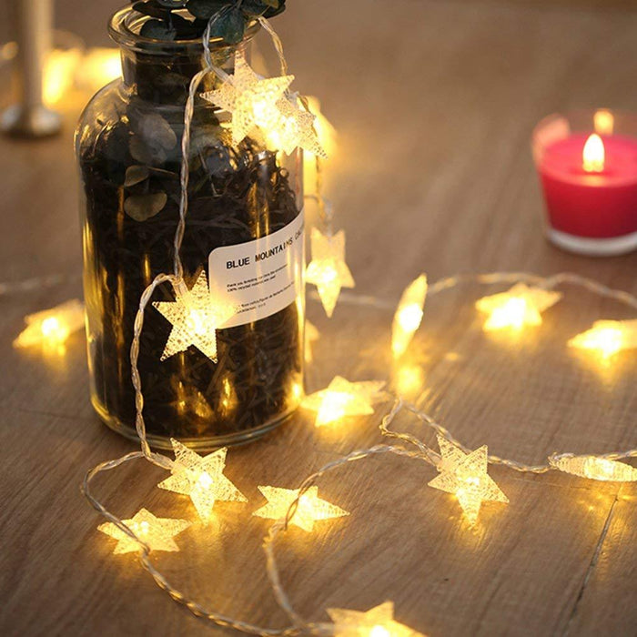 Magicnight  Stars Battery Operated String Lights - MAGICNIGHT