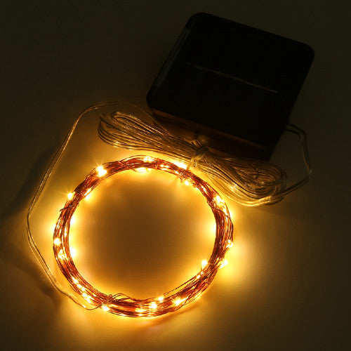 Magicnight  LED Solar String Lights 15 Feet 50 Leds