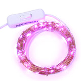 Magicnight 33FT 100 LED USB Powered Operated Led String Starry Light - MAGICNIGHT
