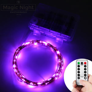 Magicnight 20FT 6M 60 LEDs String Fairy Lights  Remote Control / Timer Function - MAGICNIGHT