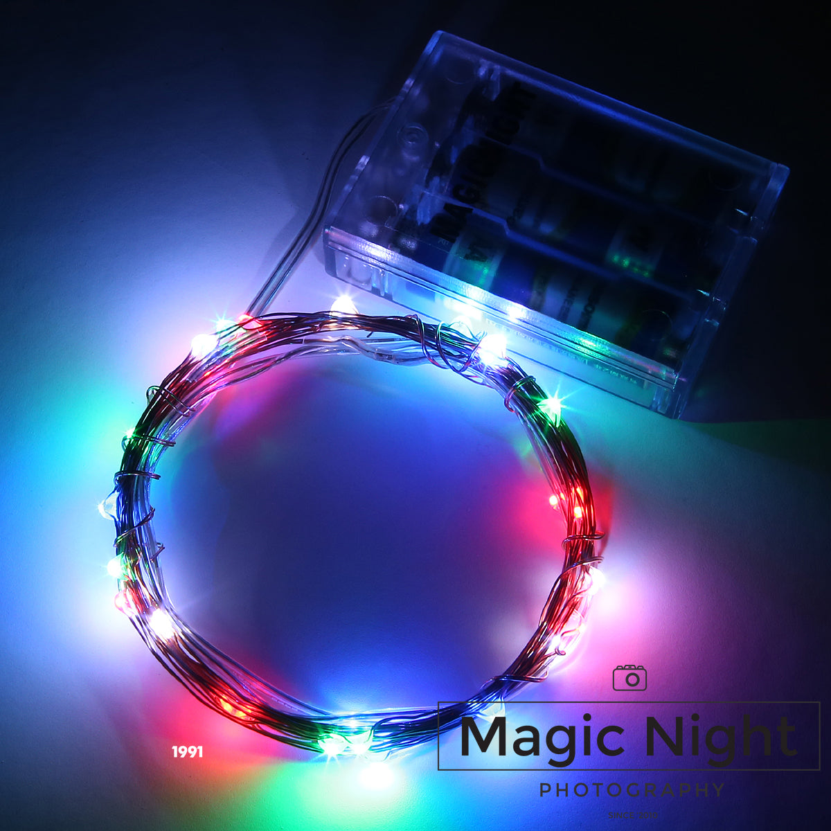 Magicnight battery powered operated led string starry light 30 leds magicnight battery powered operated led string starry light 30 leds mozeypictures Images