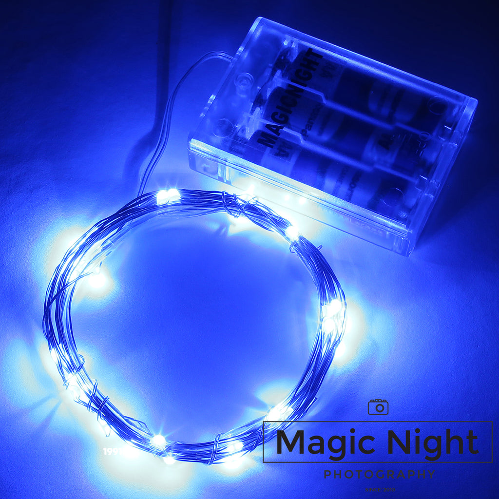 Magicnight Battery Powered Operated Led String Starry Light 30 Leds - MAGICNIGHT