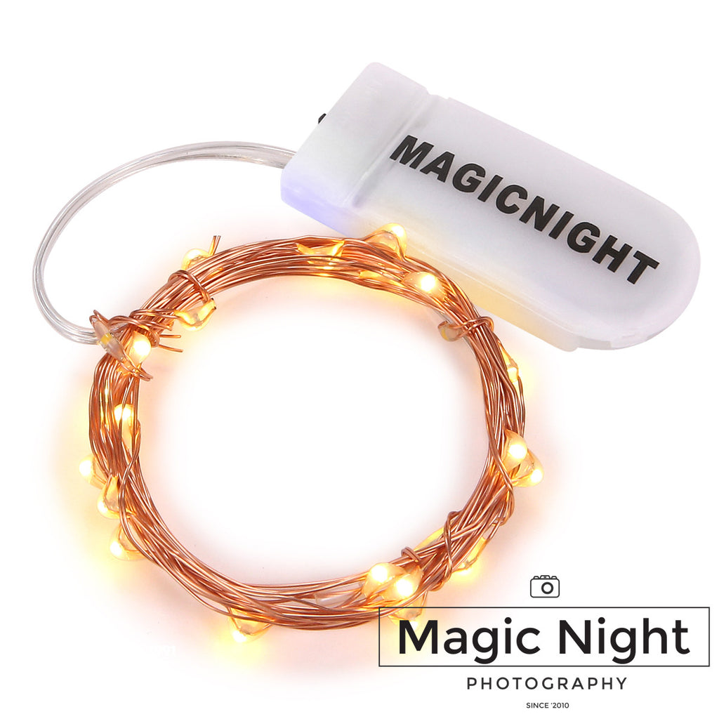 Magicnight 20 Micro LED Wedding Centerpiece String Lights - MAGICNIGHT