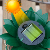 Pineapple Solar Hanging Lights