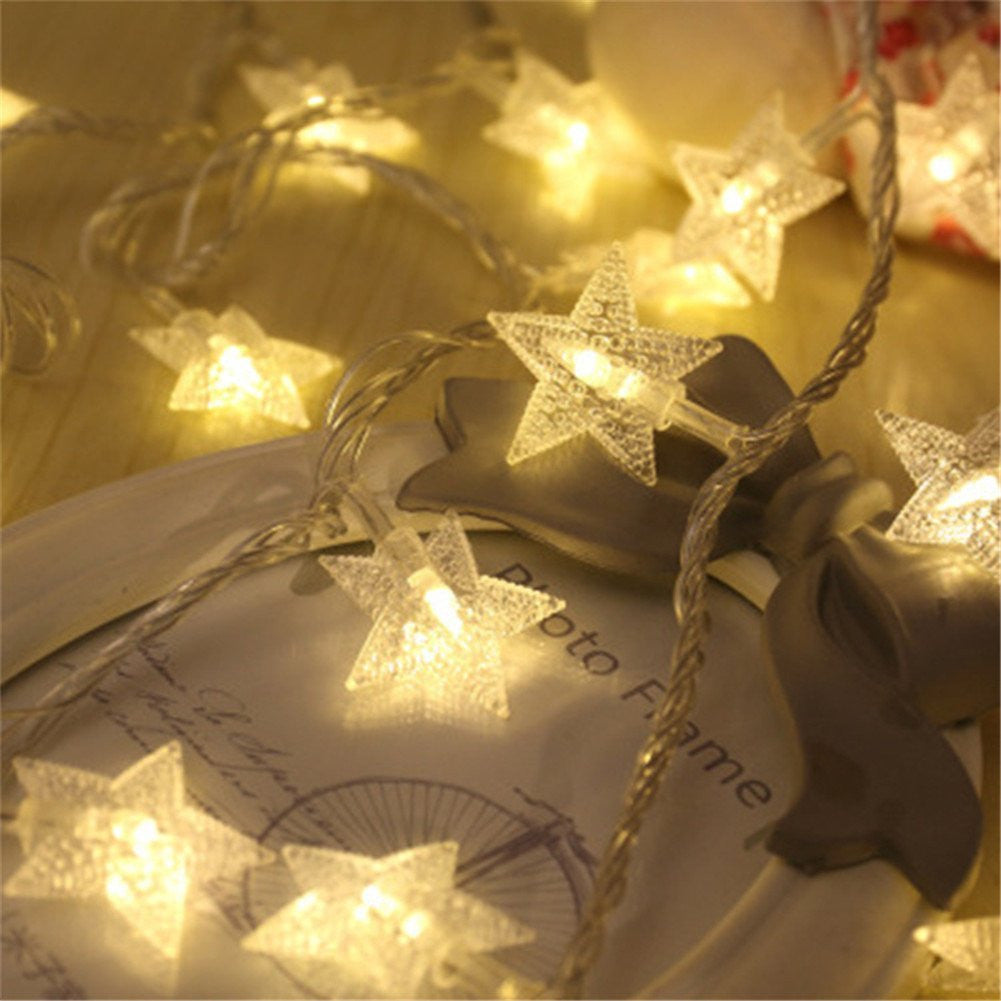 Magicnight  Stars Battery Operated String Lights