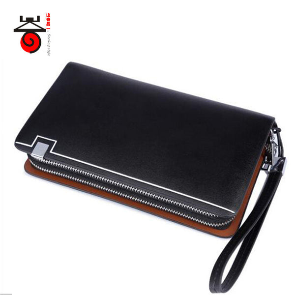 designer male wallets 4czv  Senkey style Brand men Genuine Leather High Grade Wallets Fashion Cow  Leather Men luxury designer Clutch