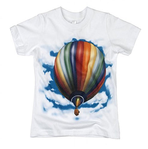 Shirts That Go Little Boys' Hot Air Balloon T-Shirt